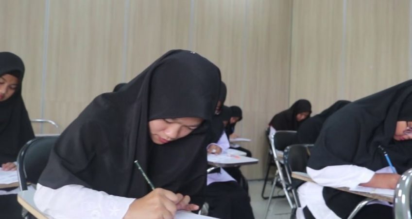 Placement Test Bahasa Mahasiswa Baru